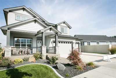 Spokane Single Family Home For Sale: 9107 N Rosebury St
