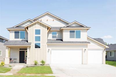 Spokane Single Family Home For Sale: 9302 N Linden Ln