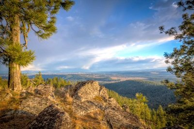 Spokane Residential Lots & Land For Sale: W Lookout Mountain