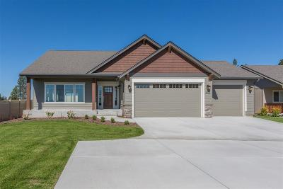 Spokane Single Family Home For Sale: 5311 N Scenic Ln