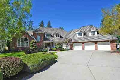 Spokane Single Family Home For Sale: 702 E Edenderry Ct