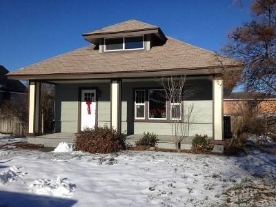 Spokane Single Family Home For Sale: 2124 W York Ave