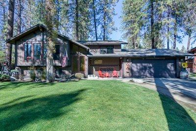 Single Family Home For Sale: 4611 E Lane Park Rd