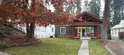 Spokane Single Family Home For Sale: 921 E 19th Ave