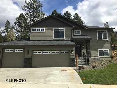 Spokane Single Family Home For Sale: 9410 N Phoebe Dr
