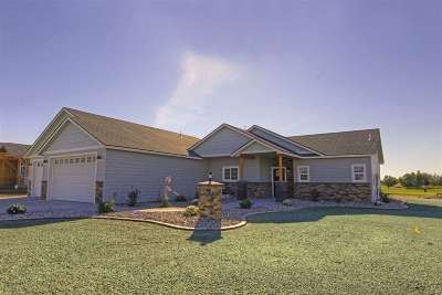 Spokane County, Stevens County Single Family Home Ctg-Sale Buyers Hm: 1502 E 12th