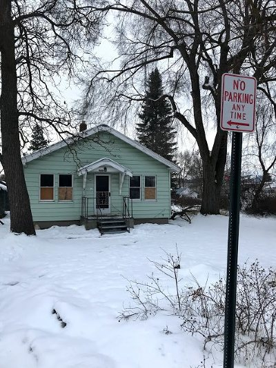 Spokane County, Stevens County Single Family Home Ctg-Short Sale: 6310 N Smith St