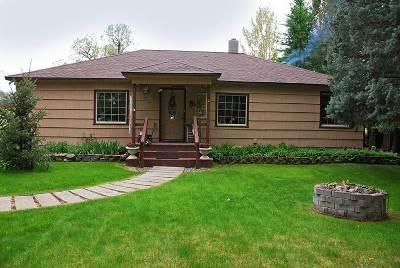 Spokane County, Stevens County Single Family Home For Sale: 3801 E Chattaroy Rd