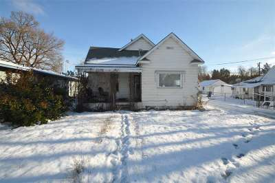 Spokane Single Family Home For Sale: 533 S Greene St
