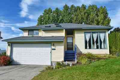 Spokane Valley Single Family Home For Sale: 4921 N Burns Rd