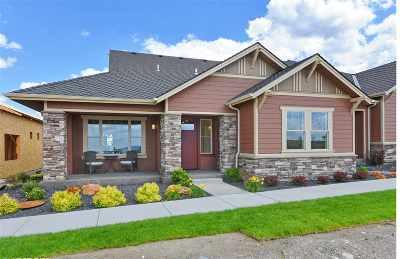 Spokane County Condo/Townhouse For Sale: 24439 E Pinnacle Ct #538
