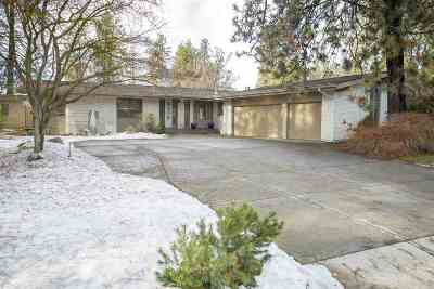 Spokane Single Family Home For Sale: 5208 S Perry St