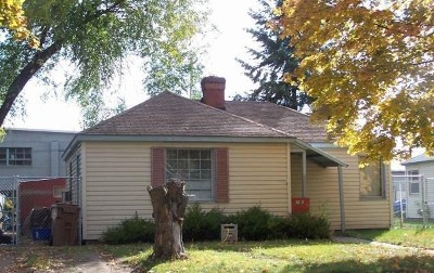 Spokane Single Family Home For Sale: 5312 E Commerce Ave