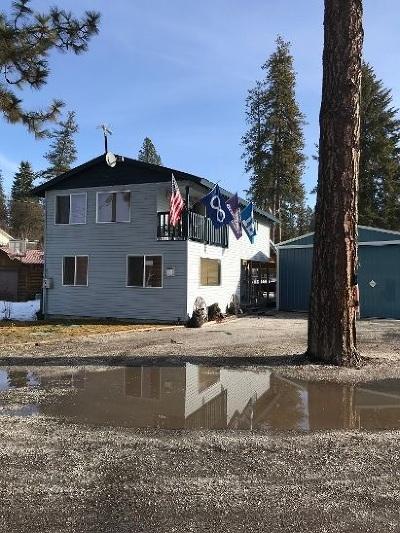 Spokane County, Stevens County Single Family Home For Sale: 40649 Westline Rd