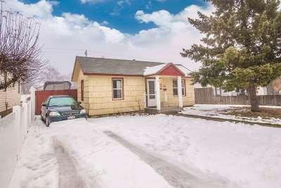 Spokane Single Family Home For Sale: 2911 E Columbia Ave
