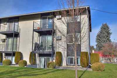 Spokane Valley Condo/Townhouse Ctg-Inspection: 301 N Raymond Rd #301-A