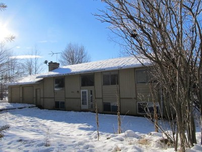 Spokane County, Stevens County Single Family Home New: 994 Old Hwy 12 Mile Rd