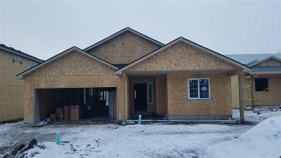 Spokane Valley Single Family Home For Sale: 20218 E 8th Ave