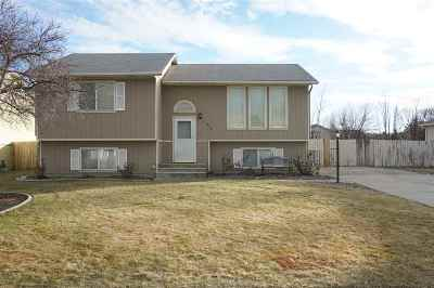 Spokane Valley Single Family Home For Sale: 18112 E Springfield Ave