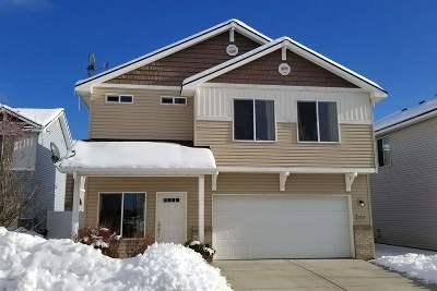 Coeur D Alene Single Family Home For Sale: 7828 N Leverett Ct