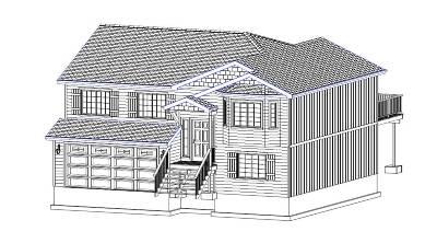 Single Family Home New: 715 E Canterbury Ln