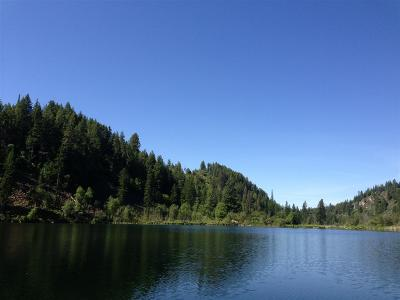 Bonner County, Pend Oreille County Residential Lots & Land For Sale: Chain Lakes #B