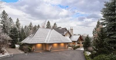 Spokane WA Single Family Home For Sale: $1,300,000