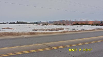 Mead Residential Lots & Land For Sale: E Mt. Spokane