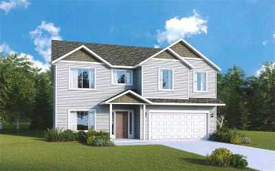 Airway Heights WA Single Family Home Chg Price: $291,578
