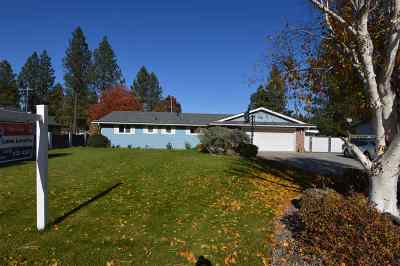Spokane Valley Single Family Home New: 11311 E 24th Ave