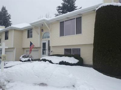 Spokane WA Condo/Townhouse Sold: $180,000