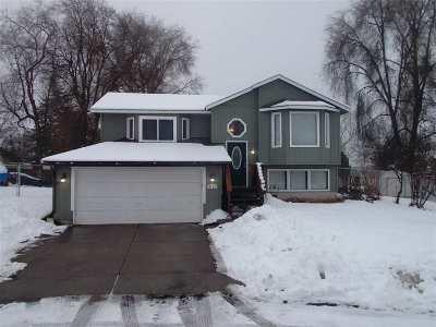 Mead Single Family Home New: 3123 E Kasha Ct