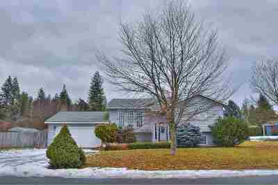 Spokane Valley Single Family Home New: 2521 S Cheryl Ct