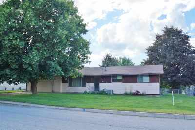 Single Family Home For Sale: 614 S Summit St