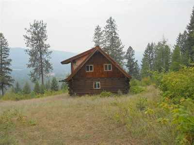 Cusick Residential Lots & Land For Sale: Catamount Ridge