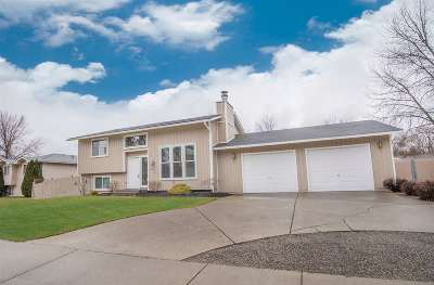 Spokane Valley Single Family Home New: 2504 S University Rd
