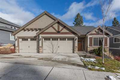 spokane Single Family Home New: 4305 S Big Horn Ln