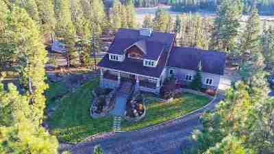Spokane County, Stevens County Single Family Home Bom: 22707 S Gateway Ln