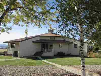 Spokane Single Family Home New: 16805 E Macmahan Rd