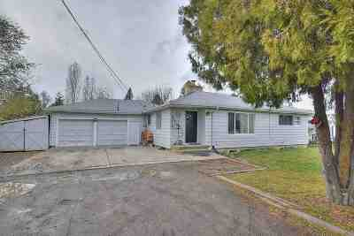 Spokane County, Stevens County Single Family Home For Sale: 5214 S 5216 & 5218 Freya St