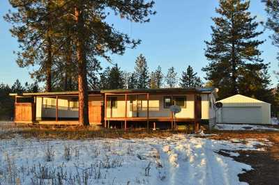 Nine Mile Falls Mobile Home For Sale: 6420 Short Dr