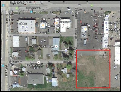 Spokane Valley Residential Lots & Land For Sale: S Houk