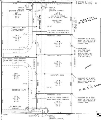 Spokane Residential Lots & Land Ctg-Other: E 6th