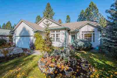 spokane Single Family Home For Sale: 6508 S Vale Ct