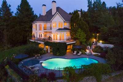 Spokane WA Single Family Home For Sale: $1,689,000