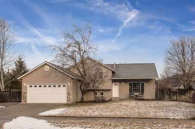 Coeur D Alene Single Family Home For Sale: 2093 E Greenleaf Ave
