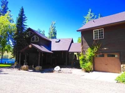 Single Family Home For Sale: 21201 N Byrne Ln