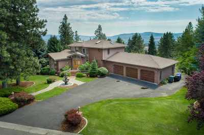 Spokane Valley Single Family Home For Sale: 7808 E Gunning Ln