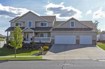 Spokane Valley Single Family Home Chg Price: 2416 S Windsor Dr