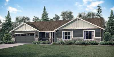 Spokane Single Family Home For Sale: 4628 E 43rd Ave